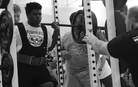Powerlifting advances