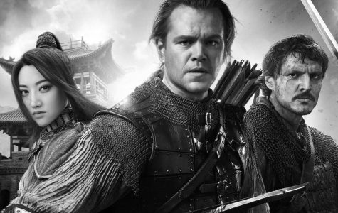 The Great Wall centers a Chinese theme around a white, male lead.