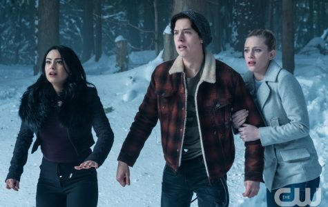 Second season of Riverdale blasts off