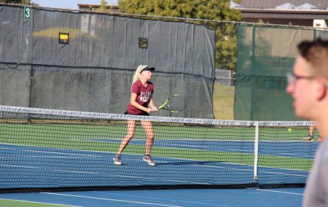 Tennis finals end with win against Denton