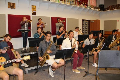 Nine Musicians qualify for elite program in All-Region Jazz band