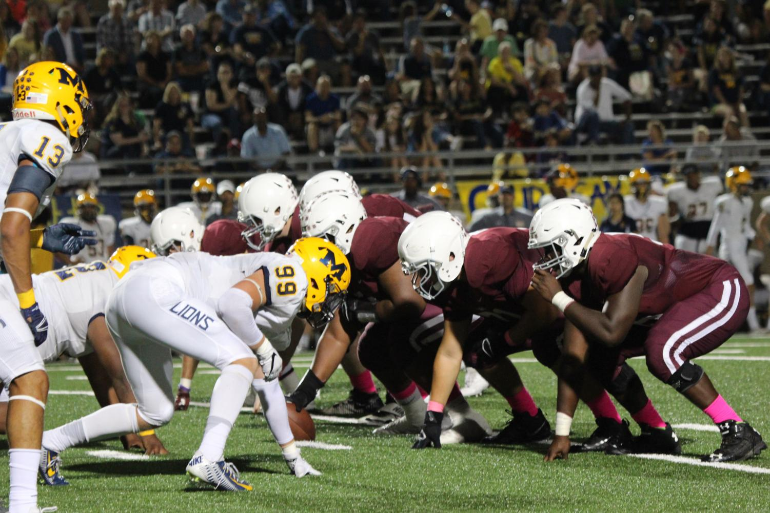 The Wildcats face off against the McKinney Lions Oct. 6 at home.