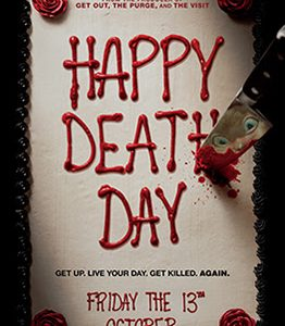 Happy Death Day combines thriller, comedy