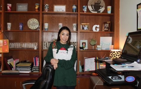 Counselor Grace Delgado aids students in crisis