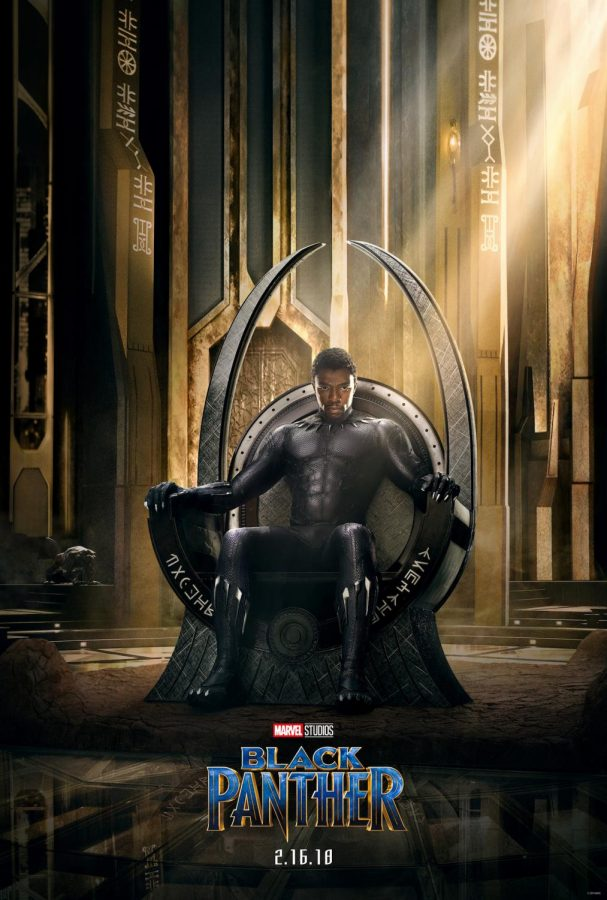 Black Panther comes out February 2018. (photo courtesy of Marvel Studios)