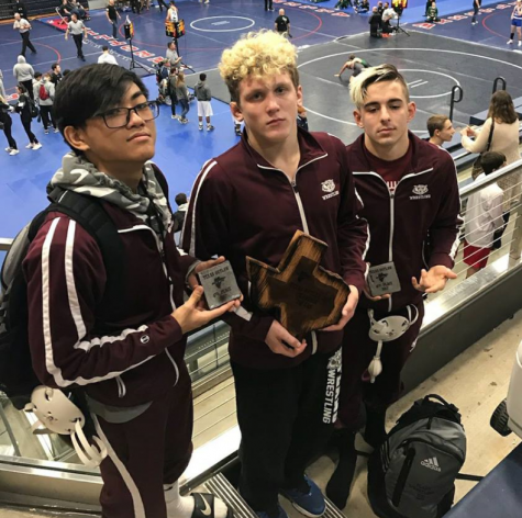 Plano student wrestlers place at Texas Outlaw Tournament