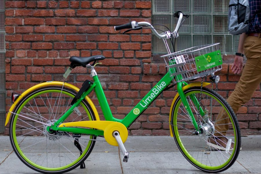 LimeBikes help citizens see cities with ease.