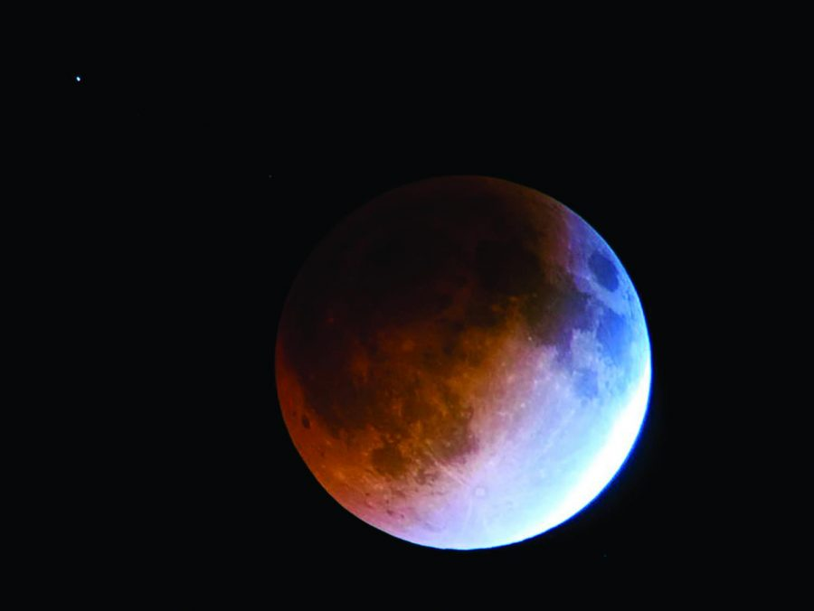 Super Blue Blood Moon dawns on Plano