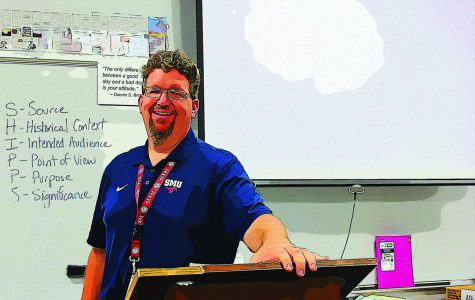 U.S. History teacher Matt Cone, always ready and willing to help students in need whether it be tutoring, a sympathetic ear or a safe ride home. U.S. History teacher Matt Cone, always ready and willing to help students in need whether it be tutoring, a sympathetic ear or a safe ride home.