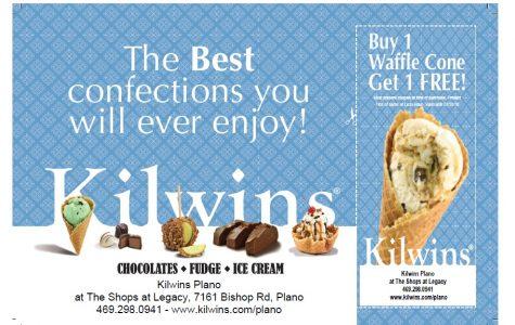 Kilwins: Chocolates, Fudge, Ice Cream