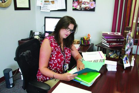 Changes in faculty, administration