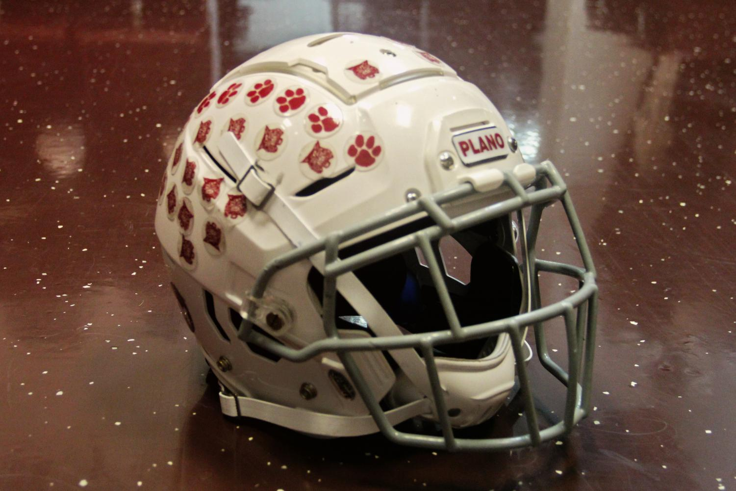 New helmet rule affects high school football