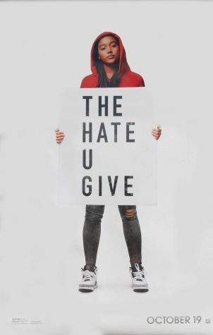 Book The Hate U Give turned into movie