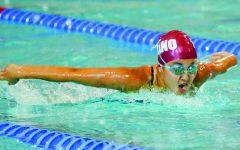 Swim and Dive makes a splash at regionals