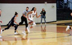 Girls basketball gain ground