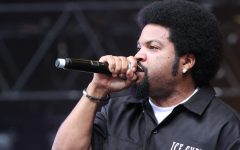 Ice Cube skims top hits chart with new album