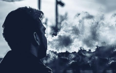 E-cigarette epidemic involves toxic substances and toxic peers