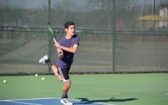 Tennis sights set on regional tournament