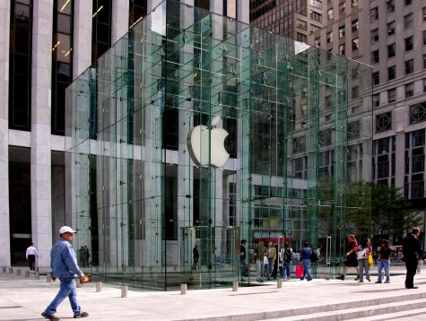 Apple closed some of their Dallas stores