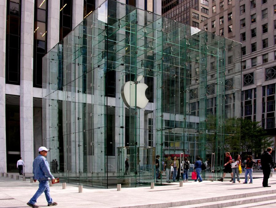 Apple%E2%80%99s+modern%2C+open-space+headquarters+in+New+York+City.+%28photo+used+with%0Apermission+from+Wikimedia+Commons%29