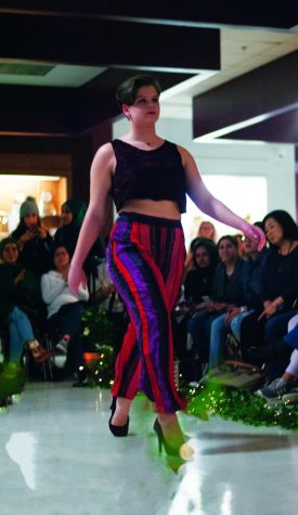 Fashion design shows off student-made styles