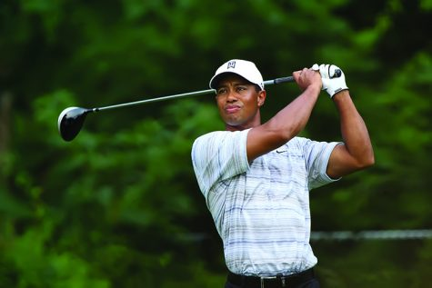 Tiger manages Masters