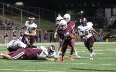 Football prepares for heated game against West