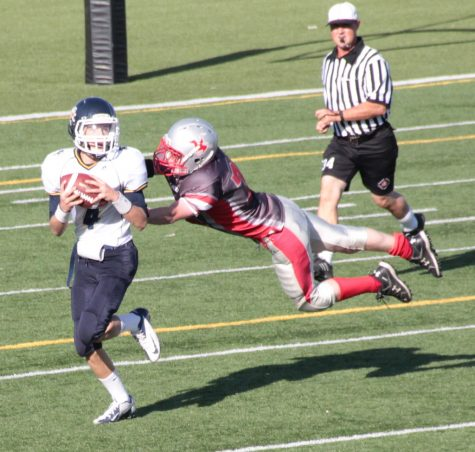 Unsafe tackles have the ability to seriously harm football players, all precautions should be taken.