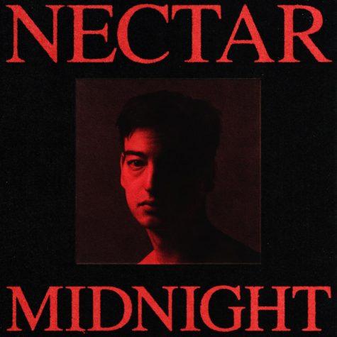 Joji's new cover art for Nectar.