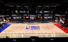 NBA changes court in support of BLM  https://twitter.com/NBA/status/1310942780039065605