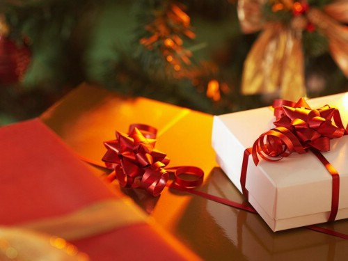At this time of year, gift giving is a good way to help your friends and family