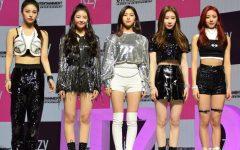K-pop band Itzy