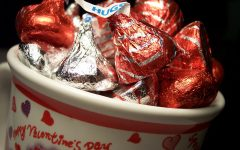 Chocolate is a common gift for this holiday